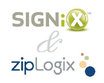 SIGNiX and zipLogix, Our Digital Signature Partners Make Us Proud