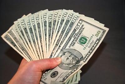 cash count