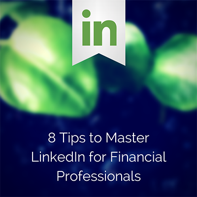 linkedin financial professionals
