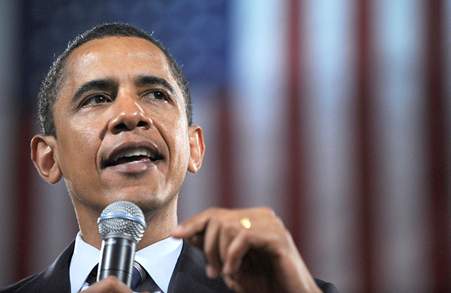 Obama: Hacks Show Need for Cybersecurity Law