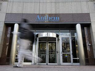 Anthem healthcare data breach