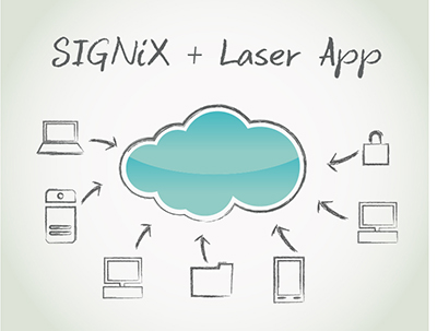 Broker-Dealers Enjoy Perks of Laser App + SIGNiX Integration