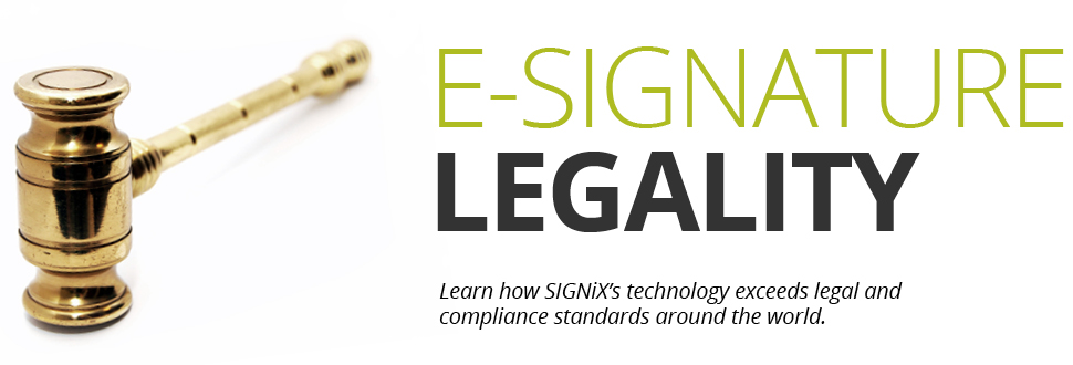 digital signature legality