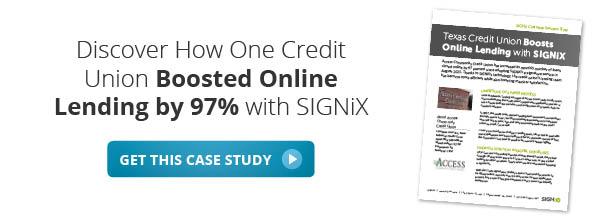 Get a credit union e-signature case study