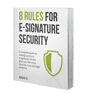 esignature security ebook