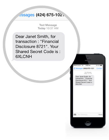 digital signature identity authentication