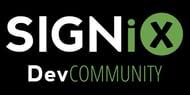 signix_Dev_CommunityWHITE
