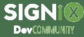 SIGNiX DevCommunity Logo