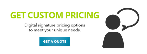 Get Custom Pricing