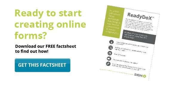 Learn How to Sign Documents Online: Download Our Factsheet