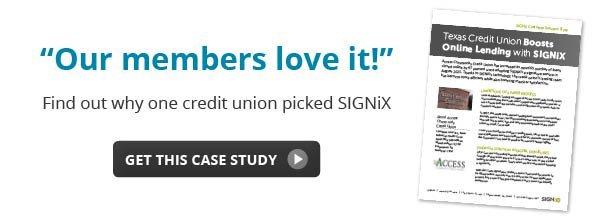 Atlanta Postal Credit Union Picks Signix For Security Value