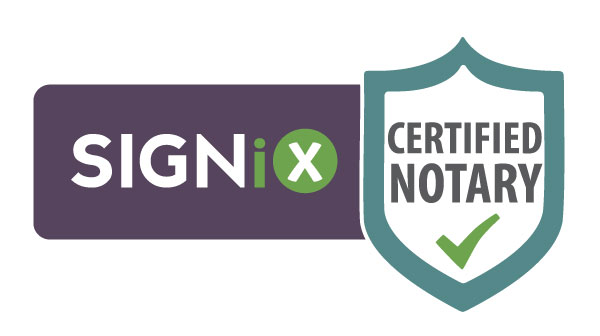 SIGNiX Certification Badge
