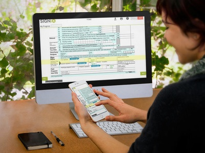 SIGNiX Launches New E-Signature Software for Tax Preparers